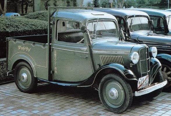 Datsun-Truck---1936-