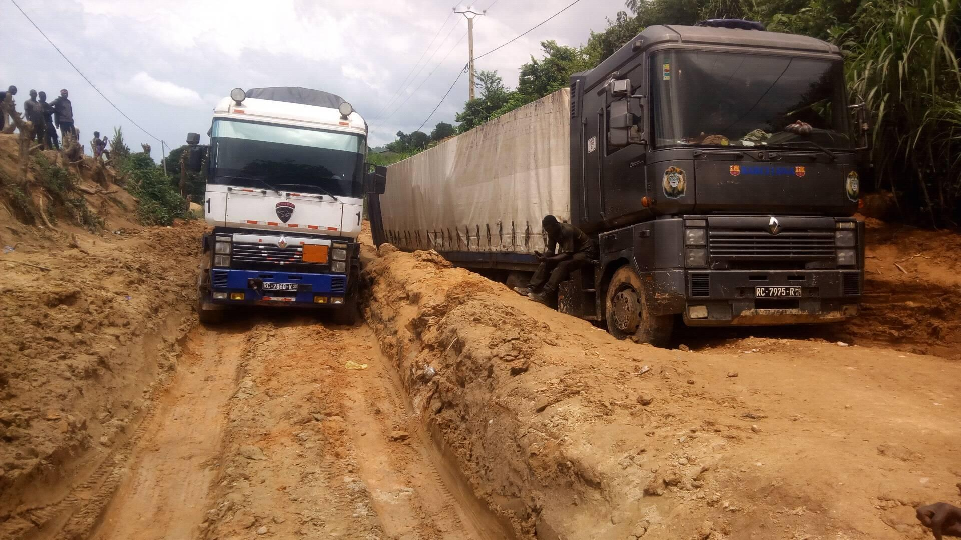 Renault-Guinee-Conakry-route