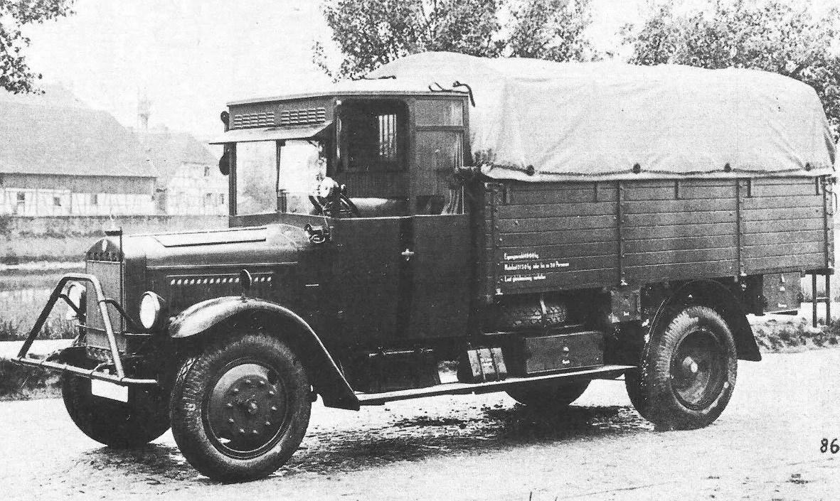 Mercedes-Benz--LG-63--1934-1938