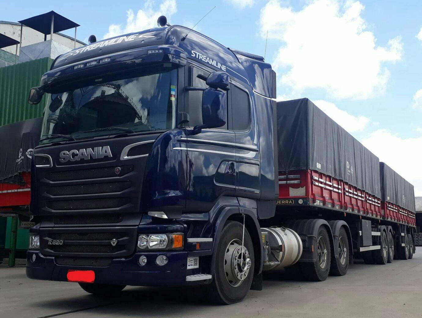 Scania-R620-V8-Da-Dickow-Alimentos-