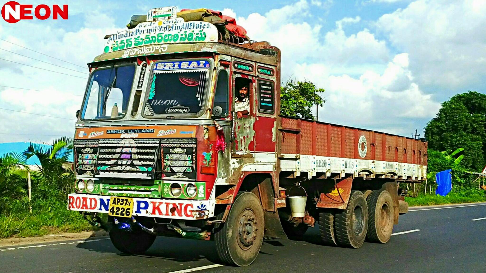 Ashok-Leyland-2516-IL-West-Bengal-India-