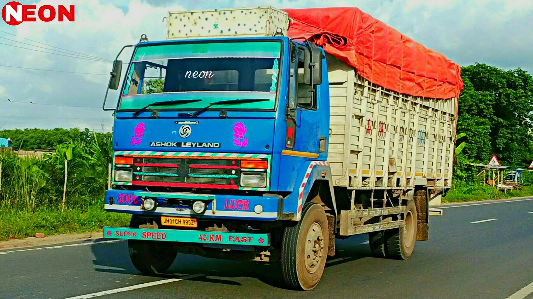 Ashok-Leyland-Ecomet-1212-West-Bengal-India--