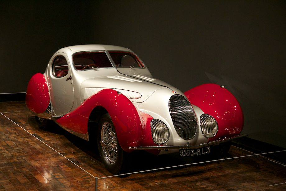 Talbot-Lago-T-150C-SS-Teardrop-Coupe--1938-