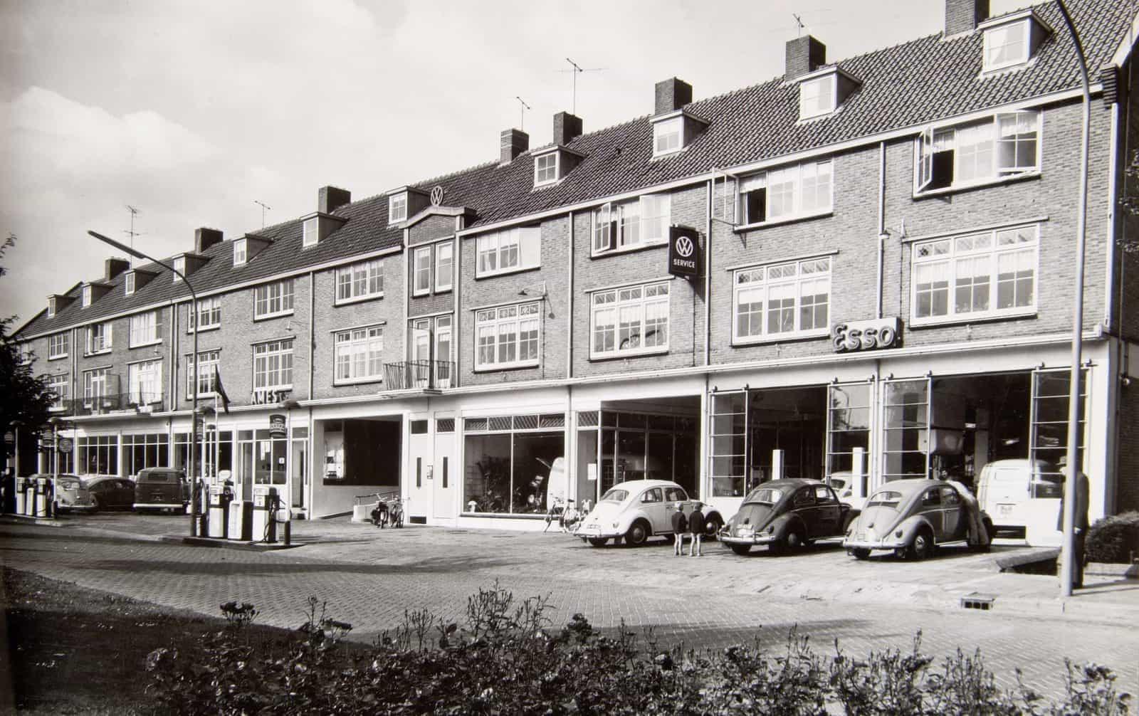 Garage-Ames-Dordrecht-1964-
