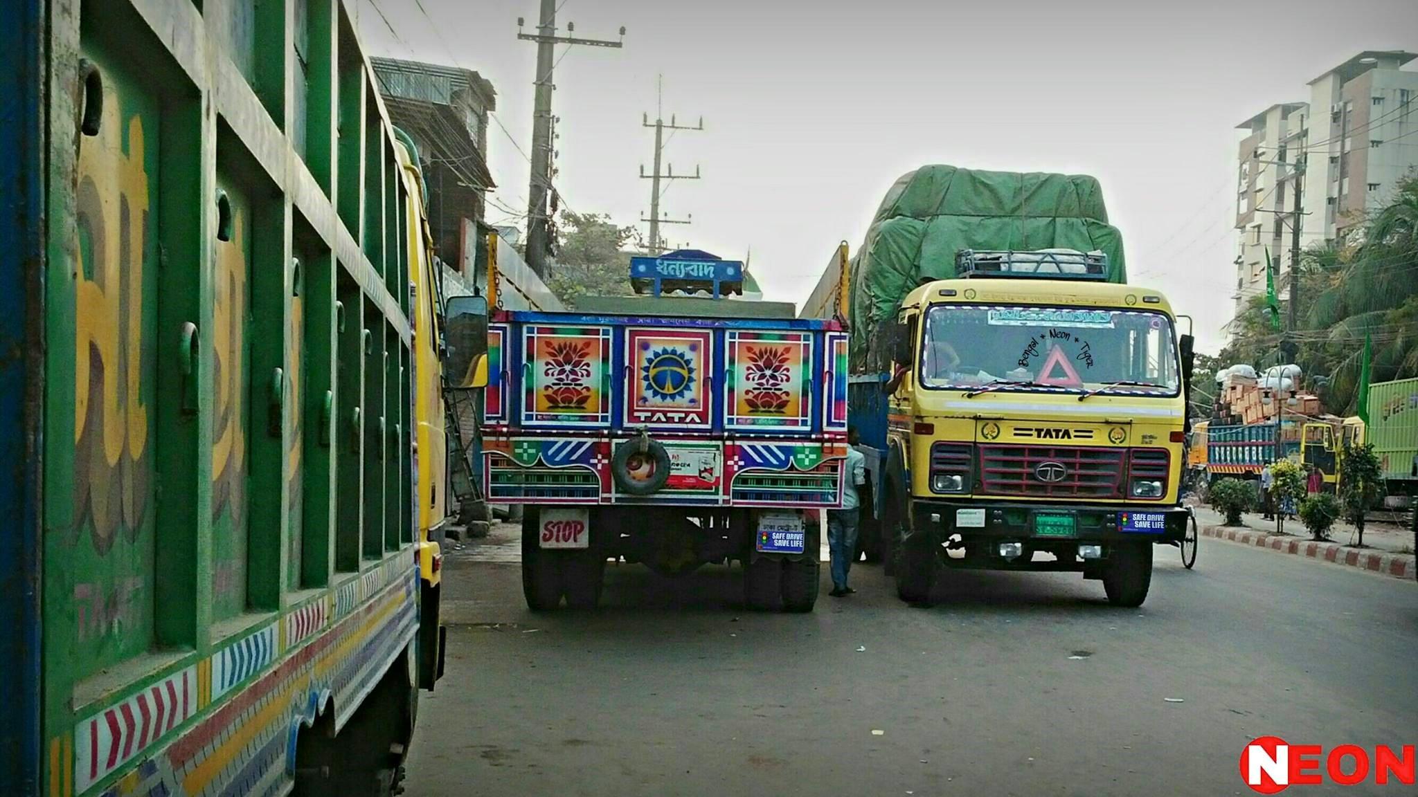 TATA-1615-Dhaka-Majhirghat-Road-Chaittagong