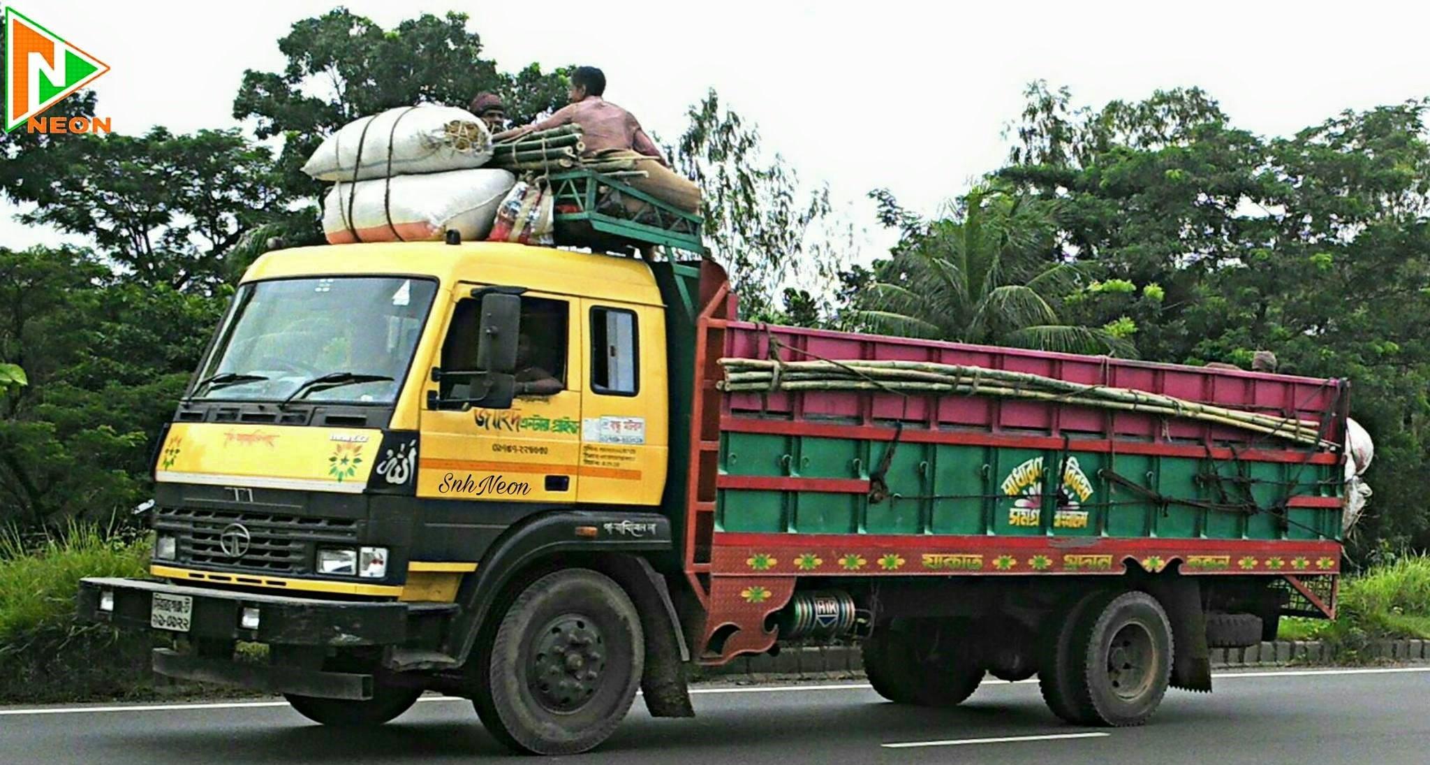 Tata-1109-Mirsarai-Chittagong-Sirajganj-