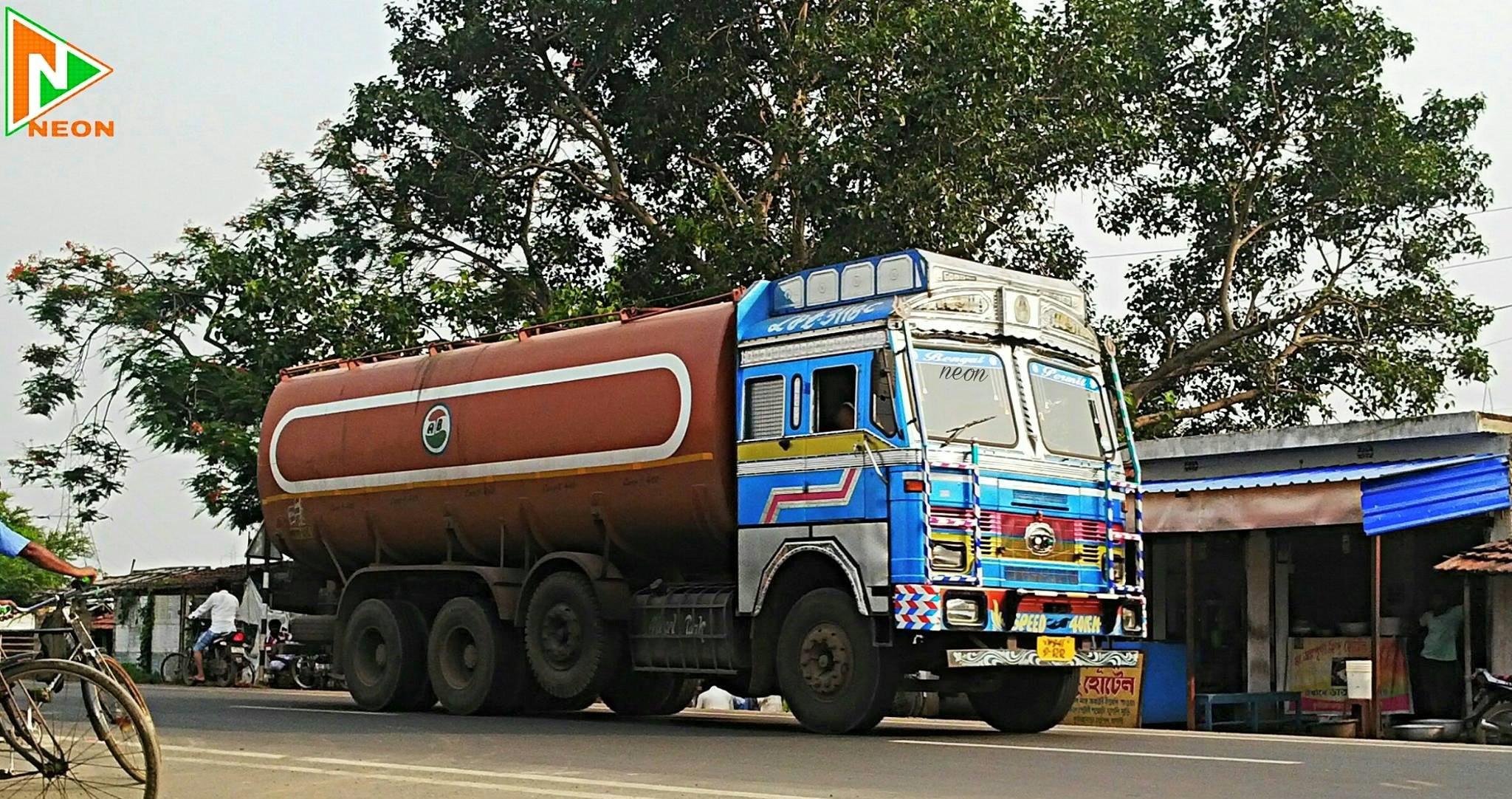 Tata-3118-C-Tanker-Hooghly-