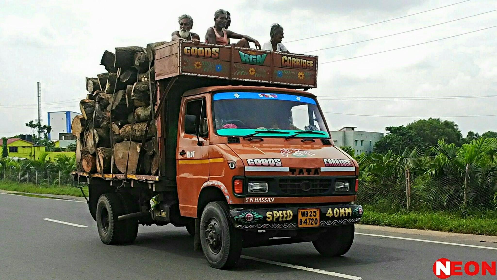 Tata-407-SFC--West-Bengal-India