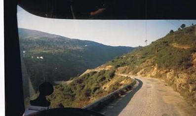 het-weggetje-de-berg-op-naar-EL-TRIGAL