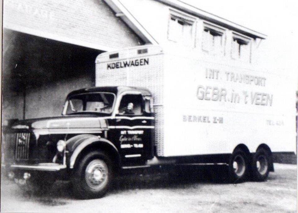 Volvo-met-isothermbak