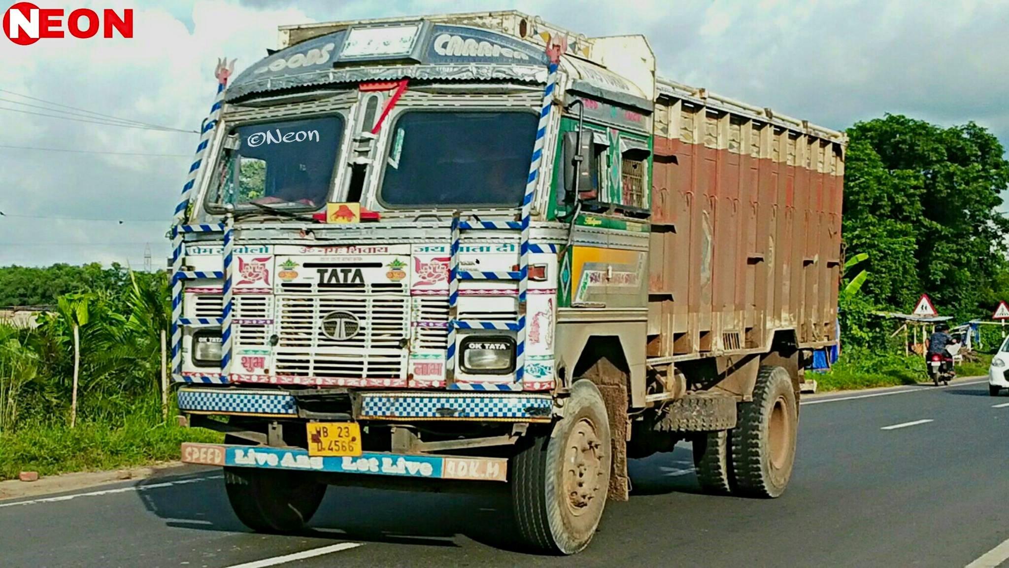 Tata-1613-C-West-Bengal-India-