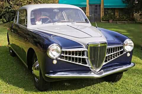 LANCIA-AURELIA-B-53--1951--1