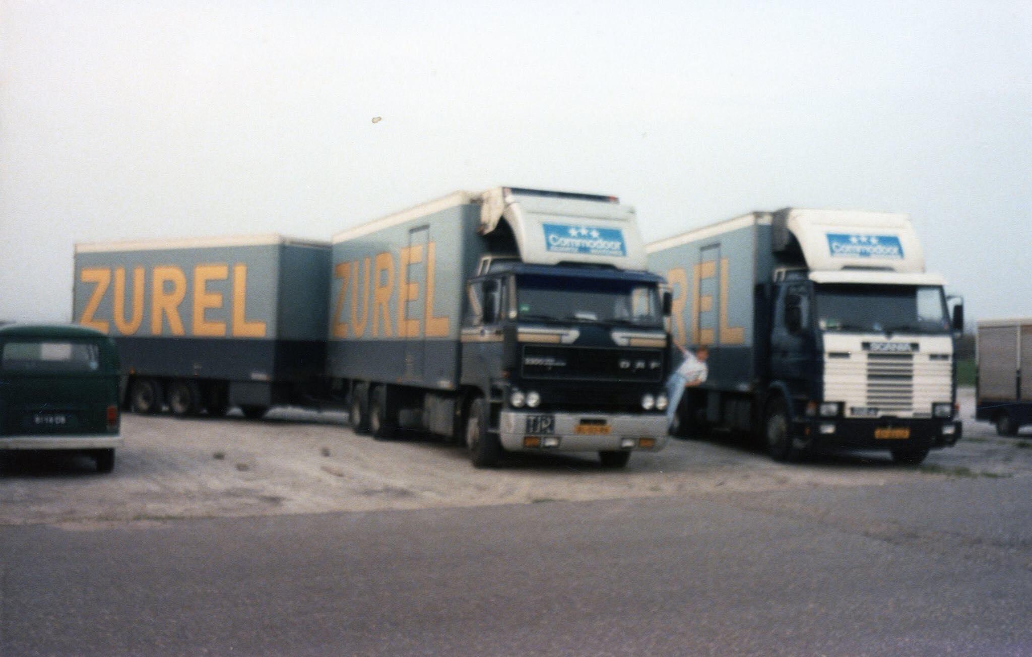 Daf-Scania-