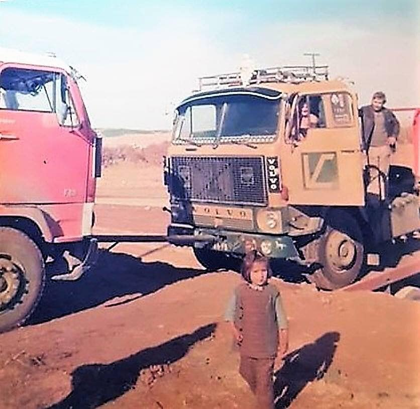 Volvo-in-oost-turkije