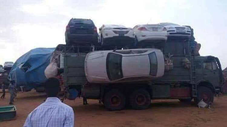 Mercedes-beladen-
