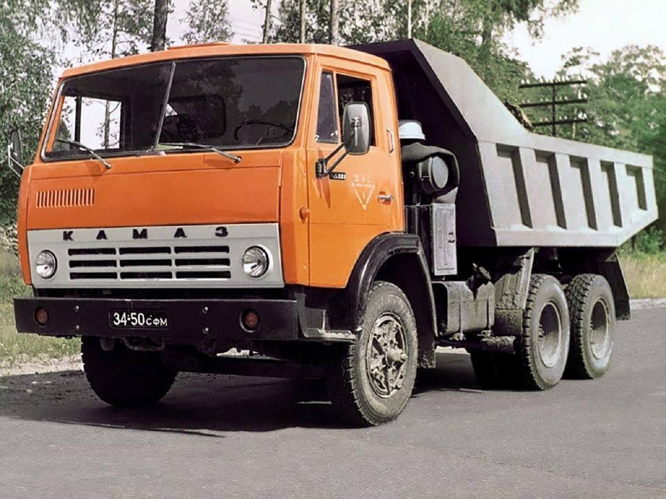 Kamaz-A3-5511---1977-78-