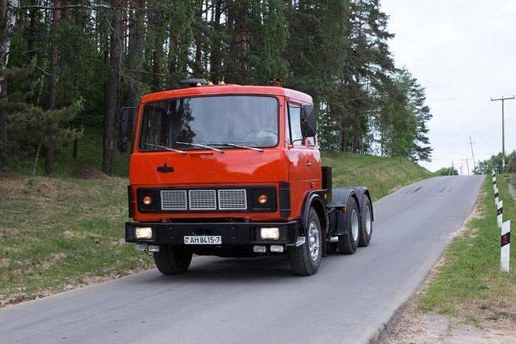 MAZ-64227-