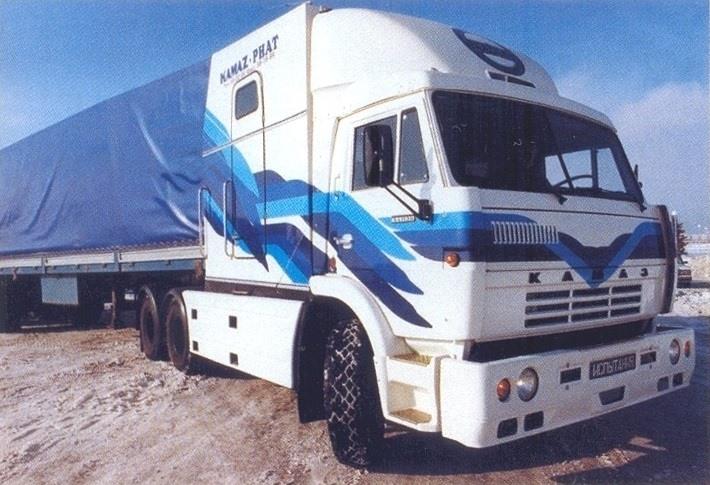 Kamaz-54112M