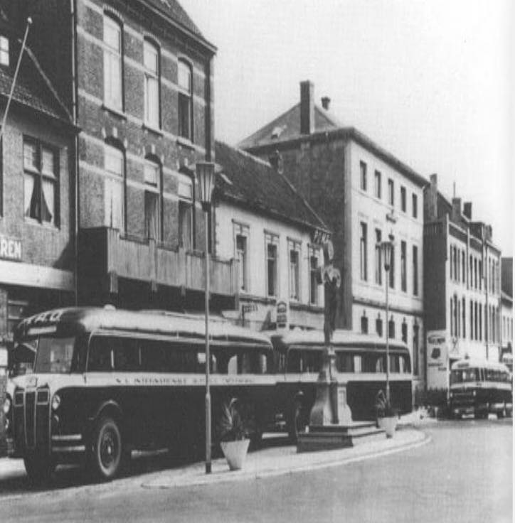 Wilhelminaplein-in-Heerlen.