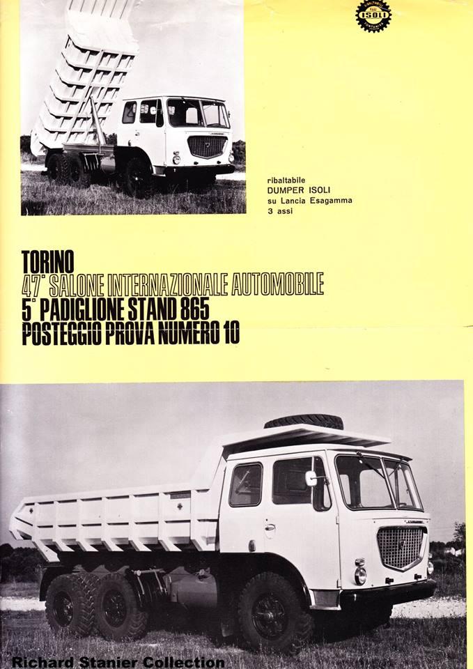 Lancia-Isoli-Dumper