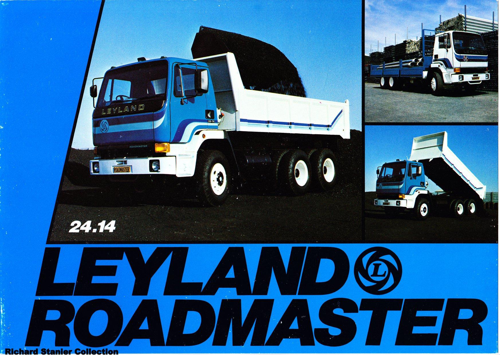 Leyland-