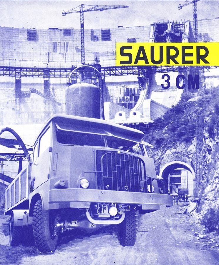 Saurer-3CM