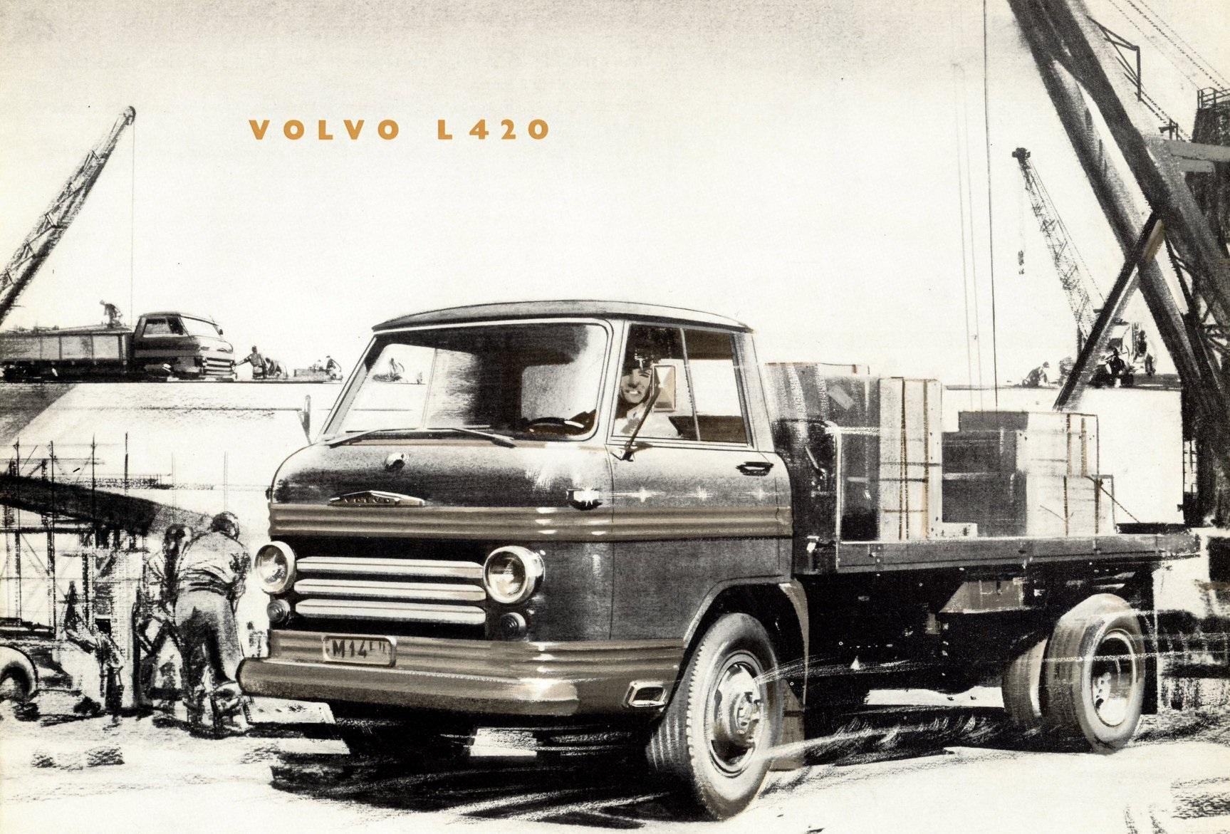 Volvo-L420