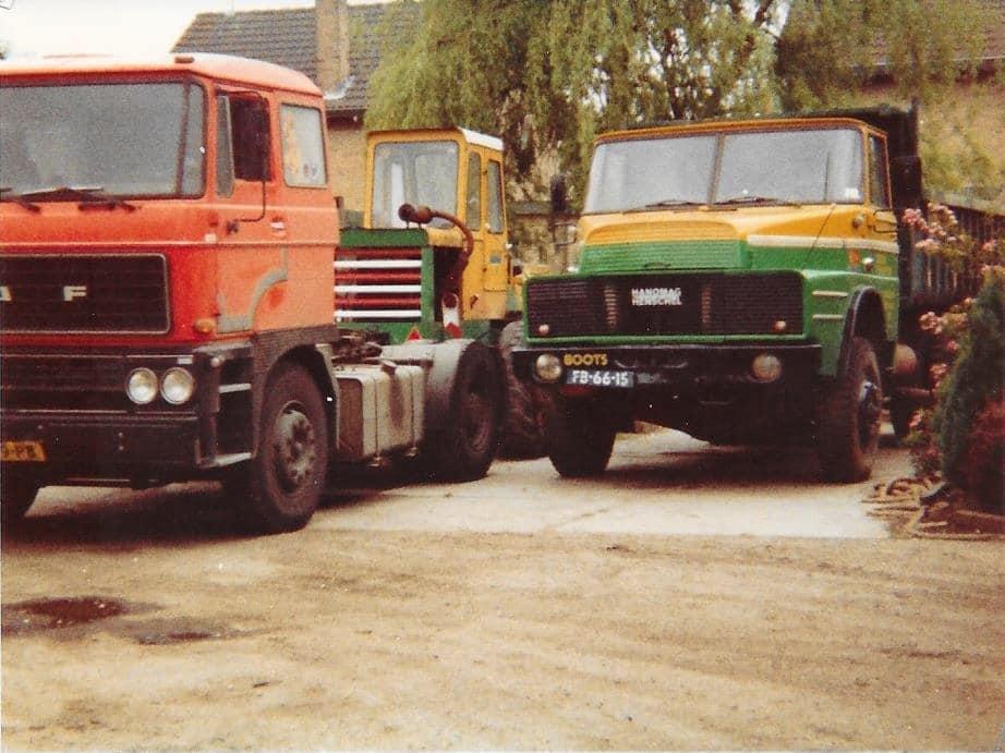 Hanomag-Henschel-6X4--Daf-2800-