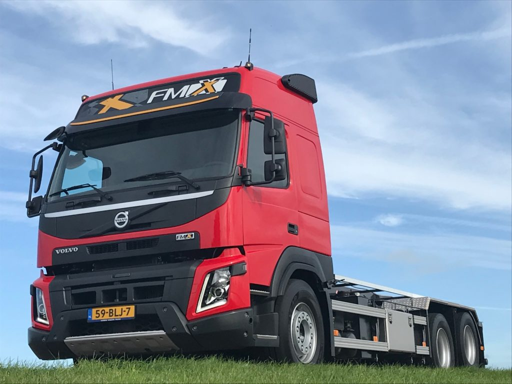 Volvo-FMX460-