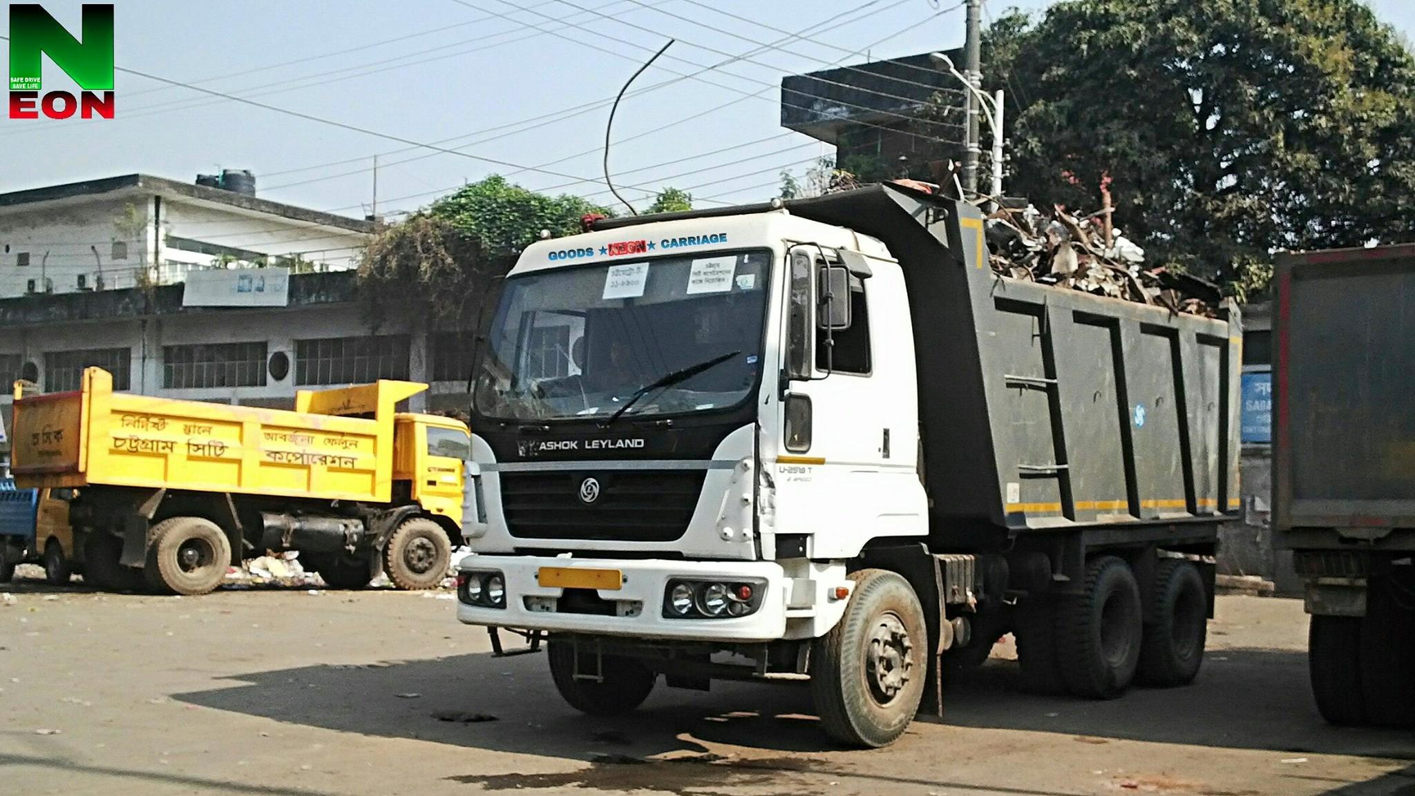 Ashok-Leyland--U2518-Y-Sadarghat-Chittagong-