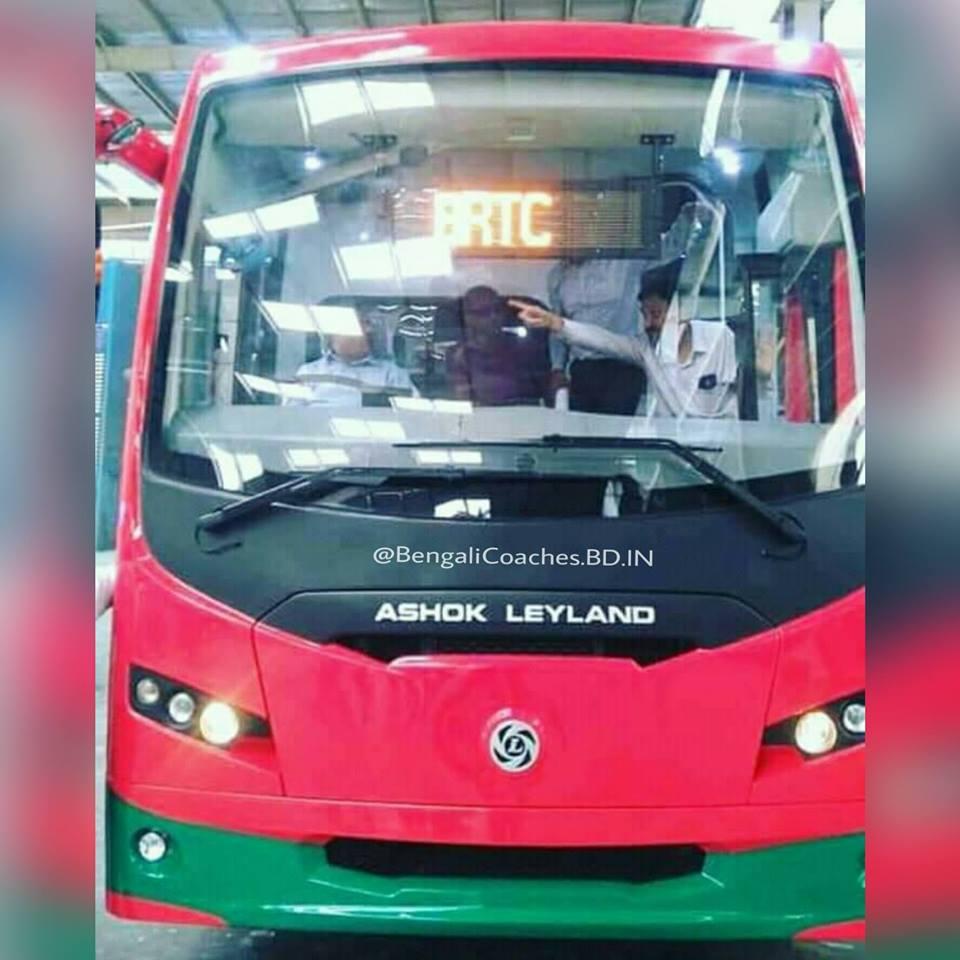 BRTC--Ashok-Leyland-12M-FE