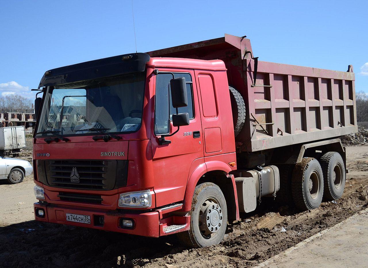 Sinotruk_Howo_Truck