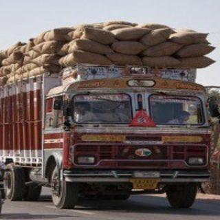 Truck-overloading-