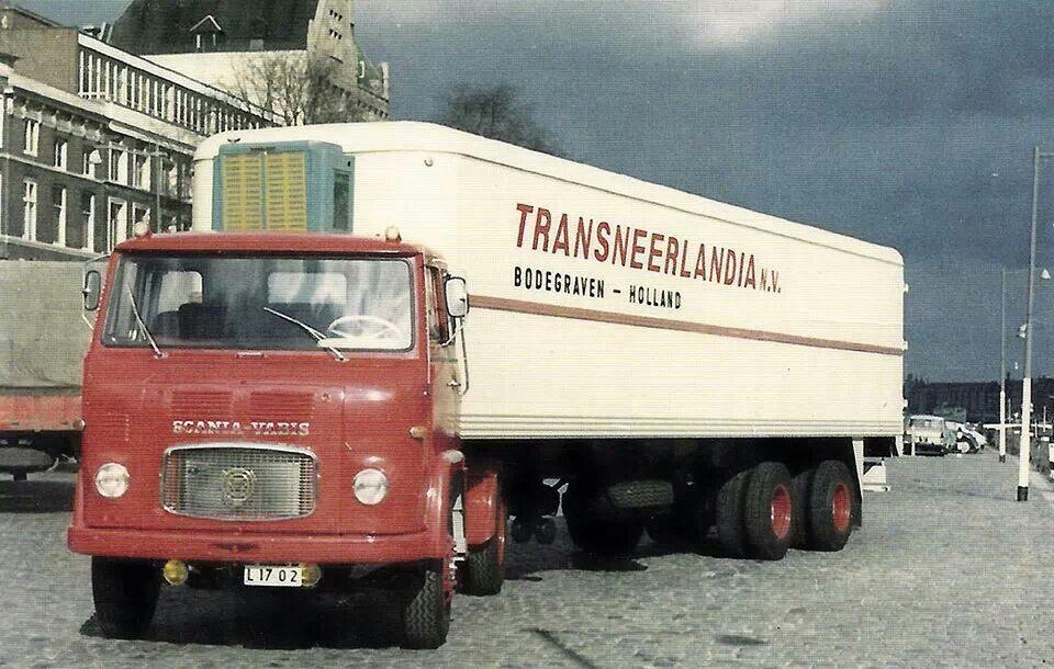 Scania-Nieuw