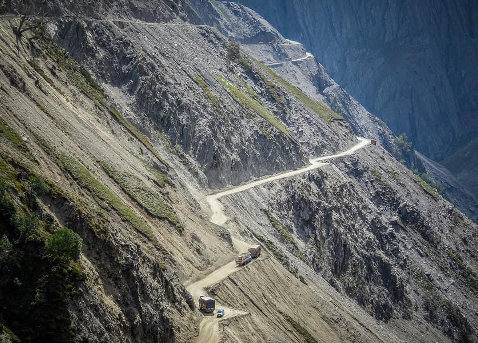 Himalaya-road