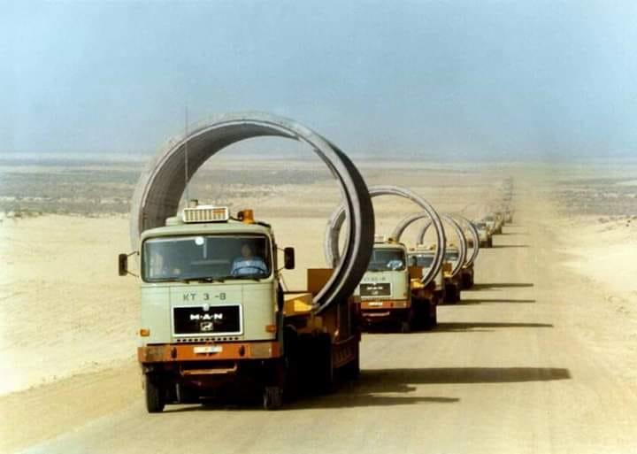 Libische-woestijn-Aquaduct-leidingen-