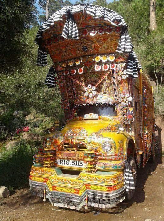 Bedford-in-Pakistan