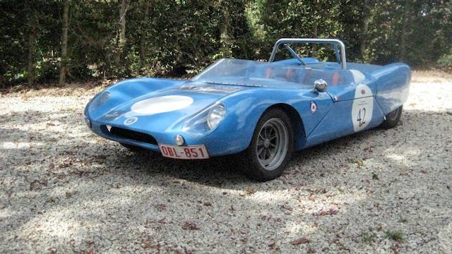 1964--FOURNIER-MARCADIER-R1130-BARCHETTE--chassis-NR-3018570