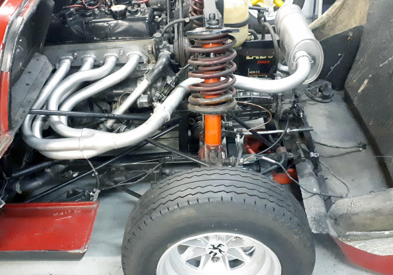 Marcadier-Barzoi-Gordini-1600-Autodrome-Paris-engine