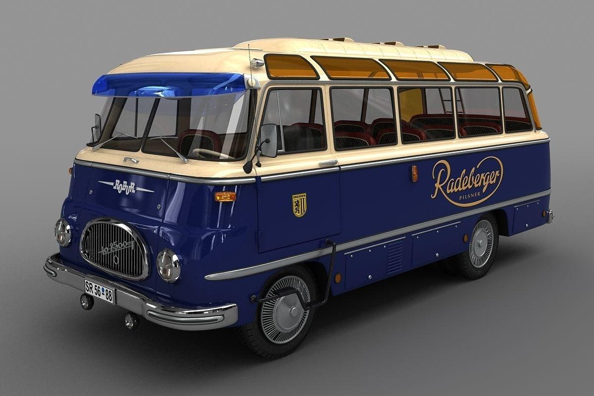 1961-Barkas-robur-lo-2500-bus--model-max