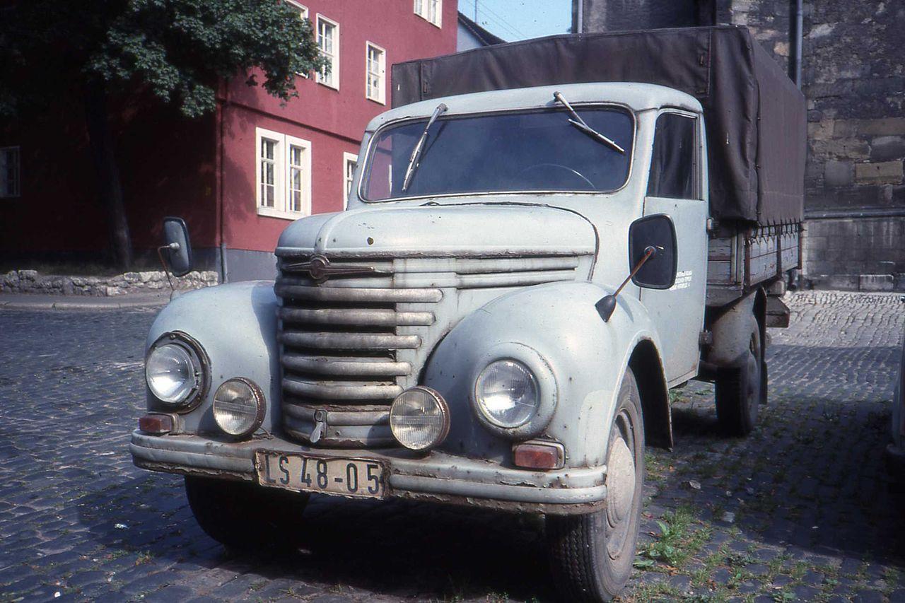 1989-Barkas-IFA_Framo_LKW