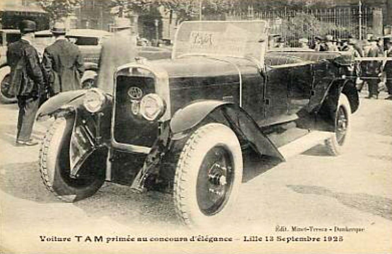 Tam-car-1920---elegantiewedstrijd-te-Lille