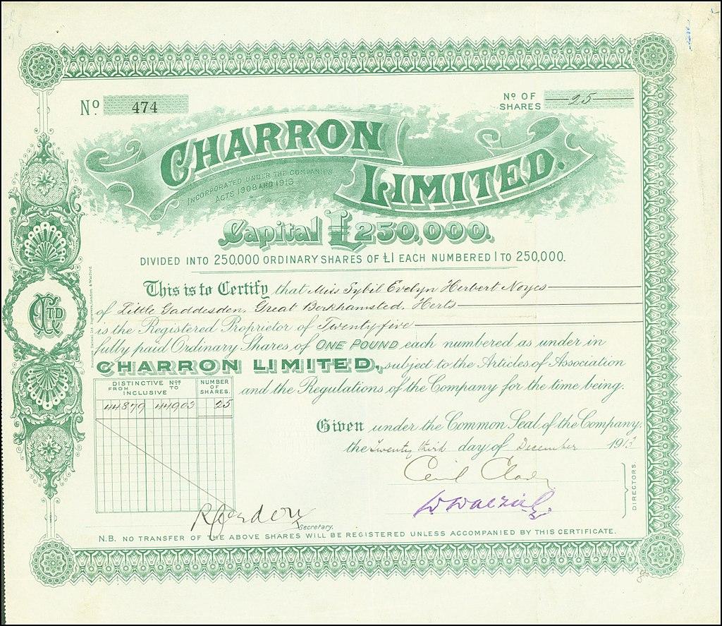 1913-Charron_Ltd
