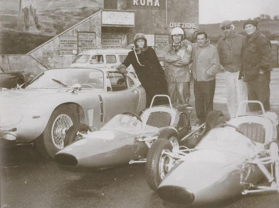 Bizzarrini-Racing-team