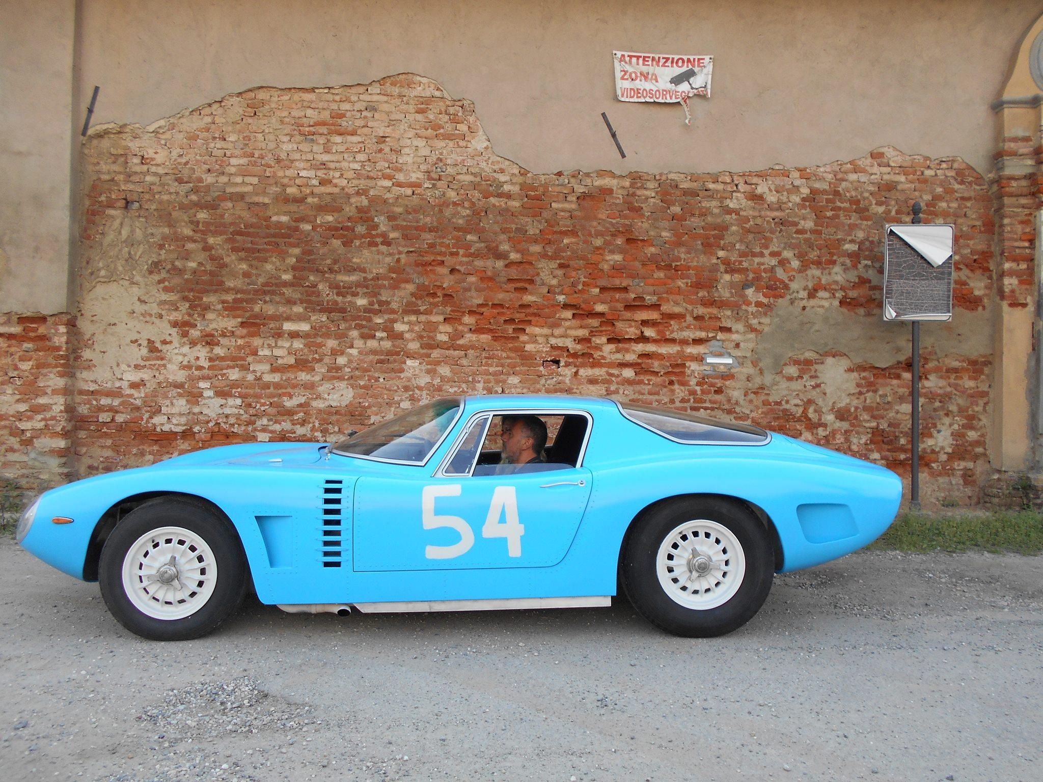Bizzarrini-racingcar