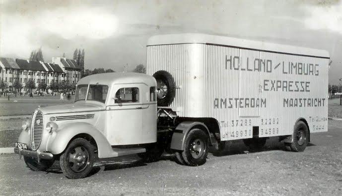 Holland-Limburg-Expresse-Maastricht-Amsterdambuca--carr---Ford