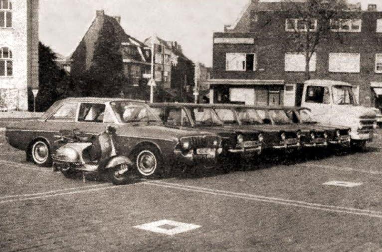 Hogeveen-rijschool-Ford-Taunus-Simca-100-Opel-blit