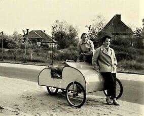 Mochet-cyclecar