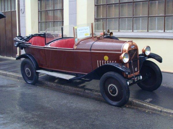 1921-Benjamin-type-R