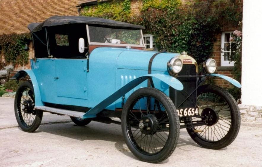 1922-benjamin-type-b